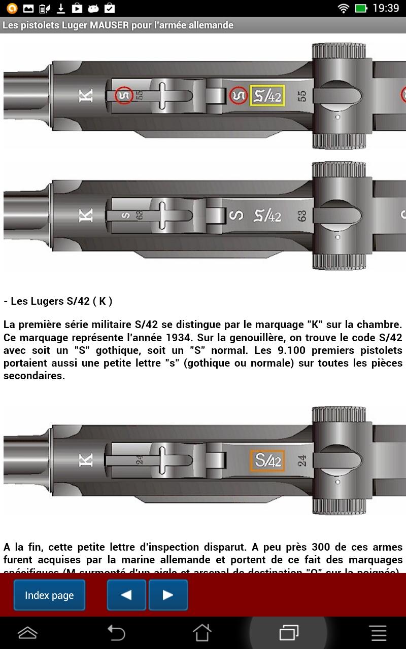 Amazon com: Les fabricants historiques du pistolet Luger