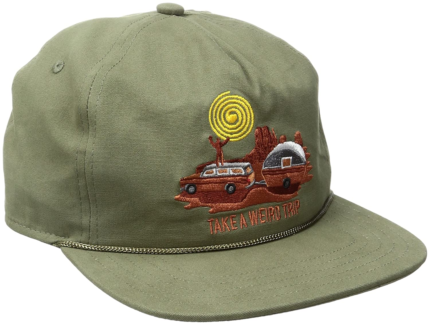 cfc850b1f50 Coal Men s The Great Outdoors Road Trip Cap