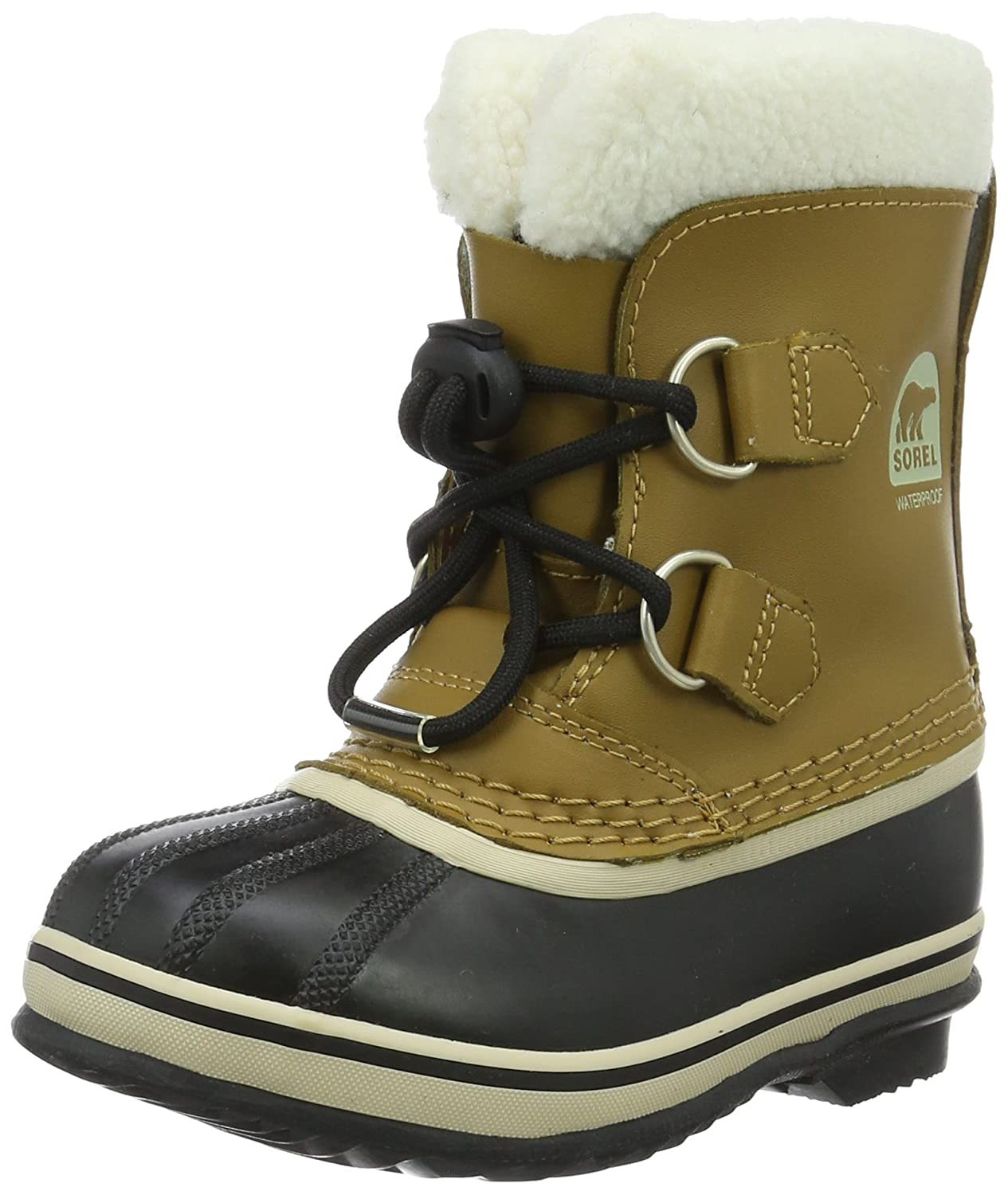 Sorel Yoot Pac TP MS Cold Weather Boot (Toddler/Little Kid/Big Kid) YOOT PAC TP-Mesquite - K