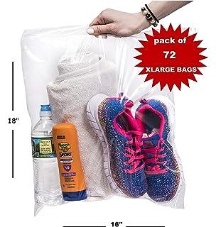 Green N Pack Eco Friendly Zipper Freezer Bags Gal Multi-Pack