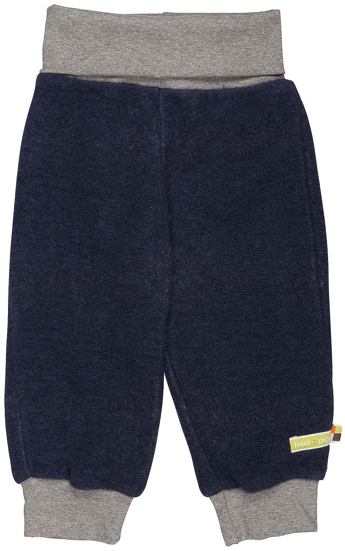 loud + proud Dicke und Warme Baby Hose aus Bio Woll-Fleece und Bio Baumwolle, GOTS-Zertifiziert