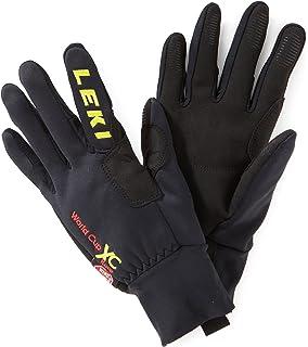 LEKI Fleece Handschuhe schwarz 7: : Sport & Freizeit