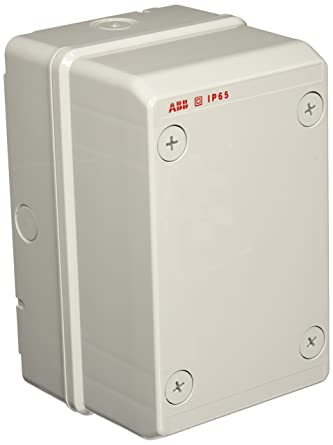Abb-entrelec europa - Caja derivación ip65 140x220x140 12.804: Amazon.es: Industria, empresas y ciencia