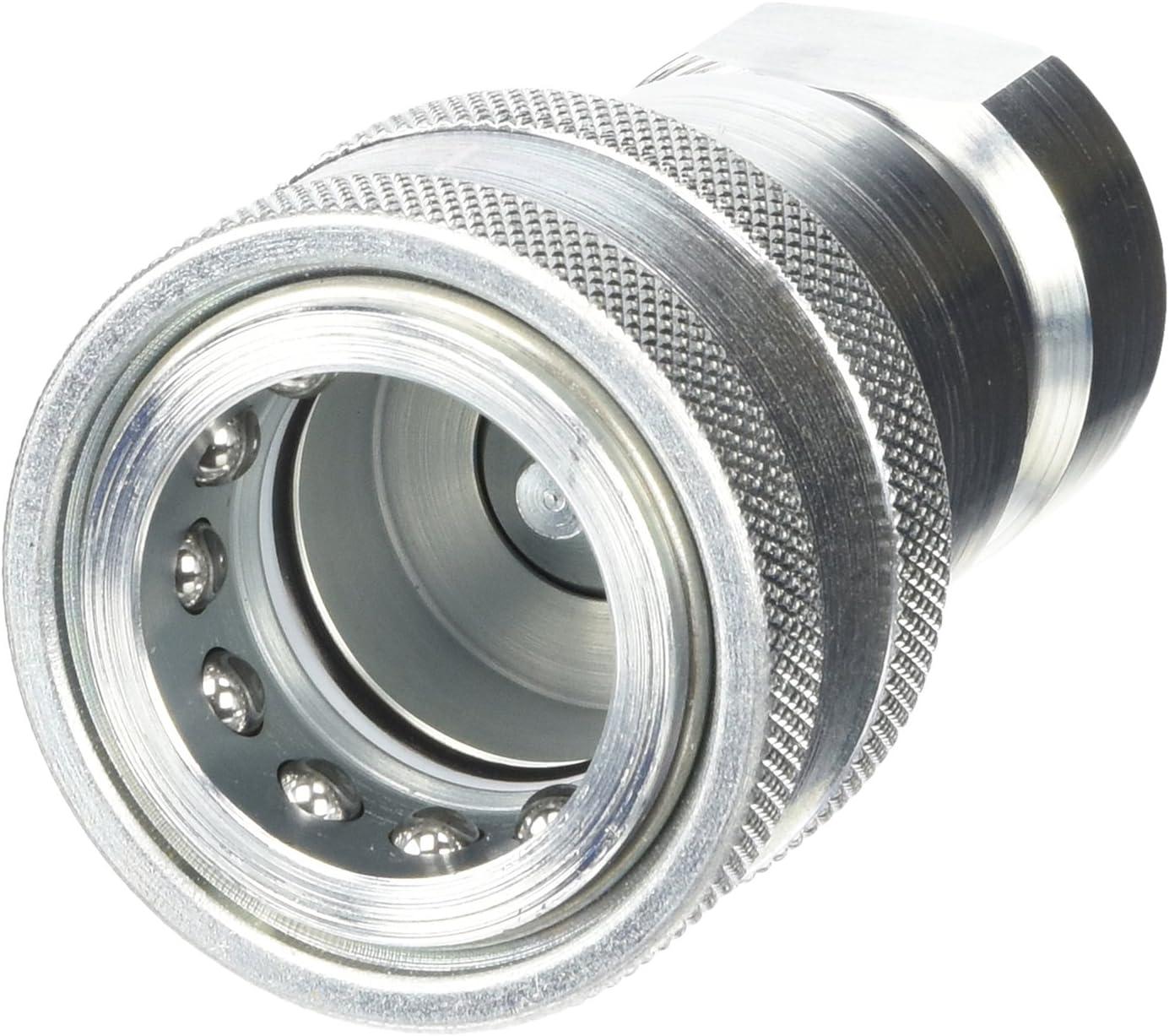 Gates Hydraulic Hose Quick Disconnect Coupler G94521-1212 NOS