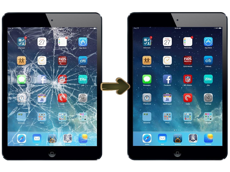 broken screen ipad app