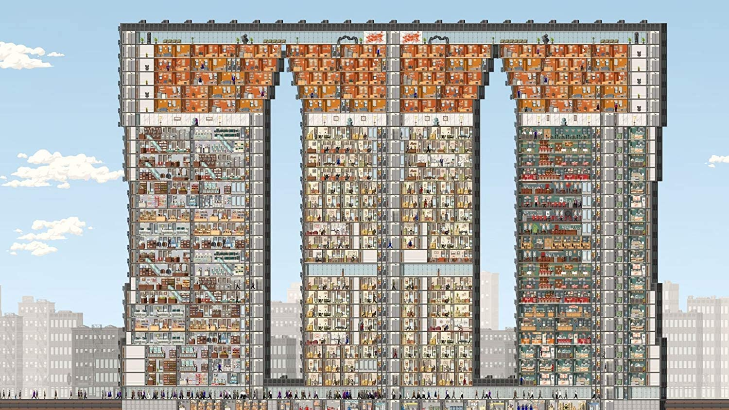 Project Highrise Architects Edition (PC DVD) (輸入版)