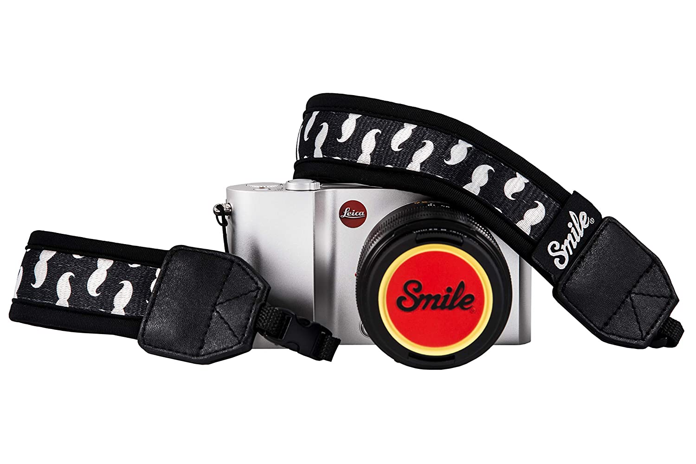 Smile Hungup-Hipster, Correa para cámara, multicolor, 885x40 mm ...