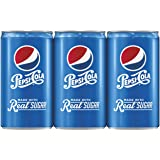 Pepsi Real Sugar Mini-cans, 45 Fluid Ounce