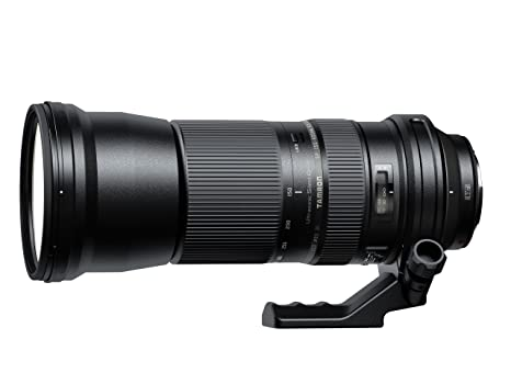 Review Tamron A011N SP 150-600mm