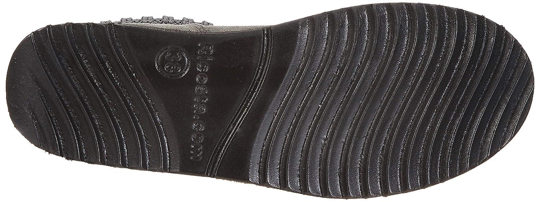 9 Gr/össe 39 Ricosta M/ädchen Stiefel -M grau