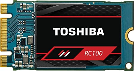 Toshiba RC100 Series NVMe - Unidad de Estado sólido (240 GB) Color ...