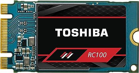 Toshiba RC100 Series NVMe - Unidad de Estado sólido (120 GB) Color ...