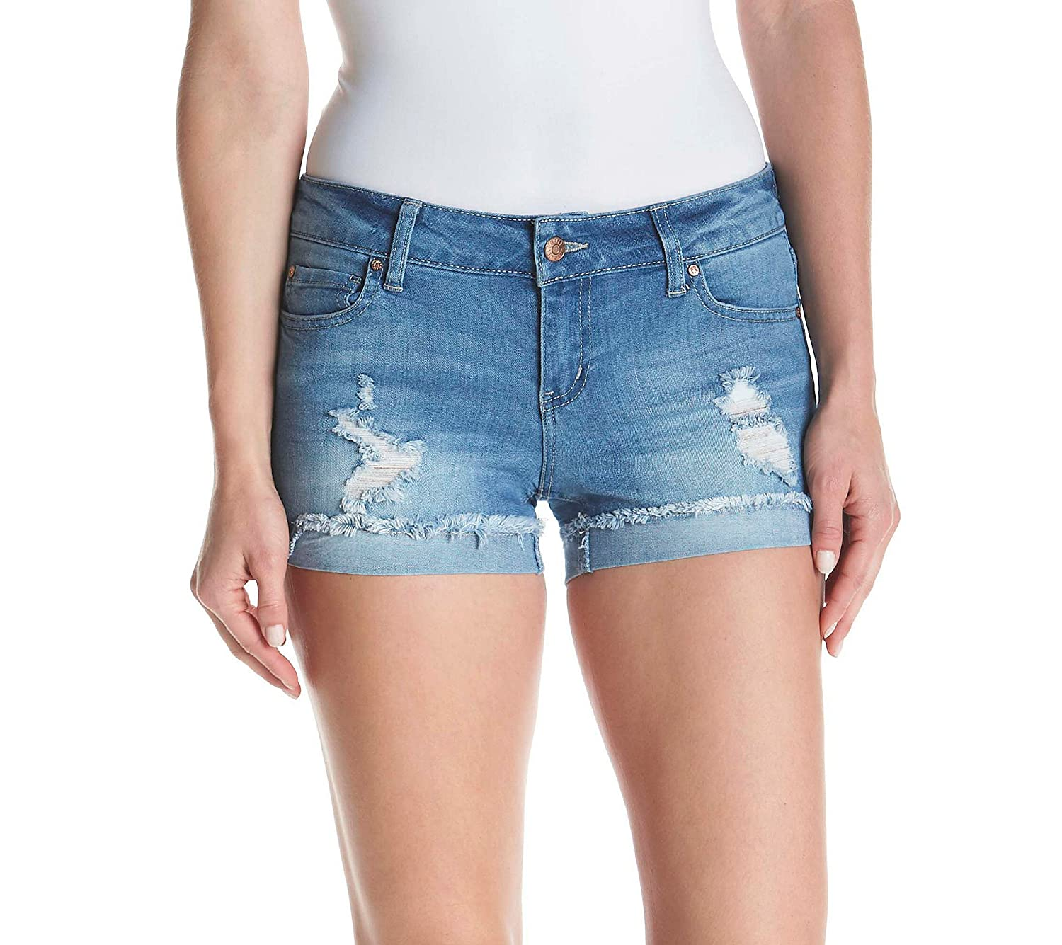 633c0c7c48fb 50%OFF Celebrity Pink Flip Fray Shorts - bennigans.com.mx