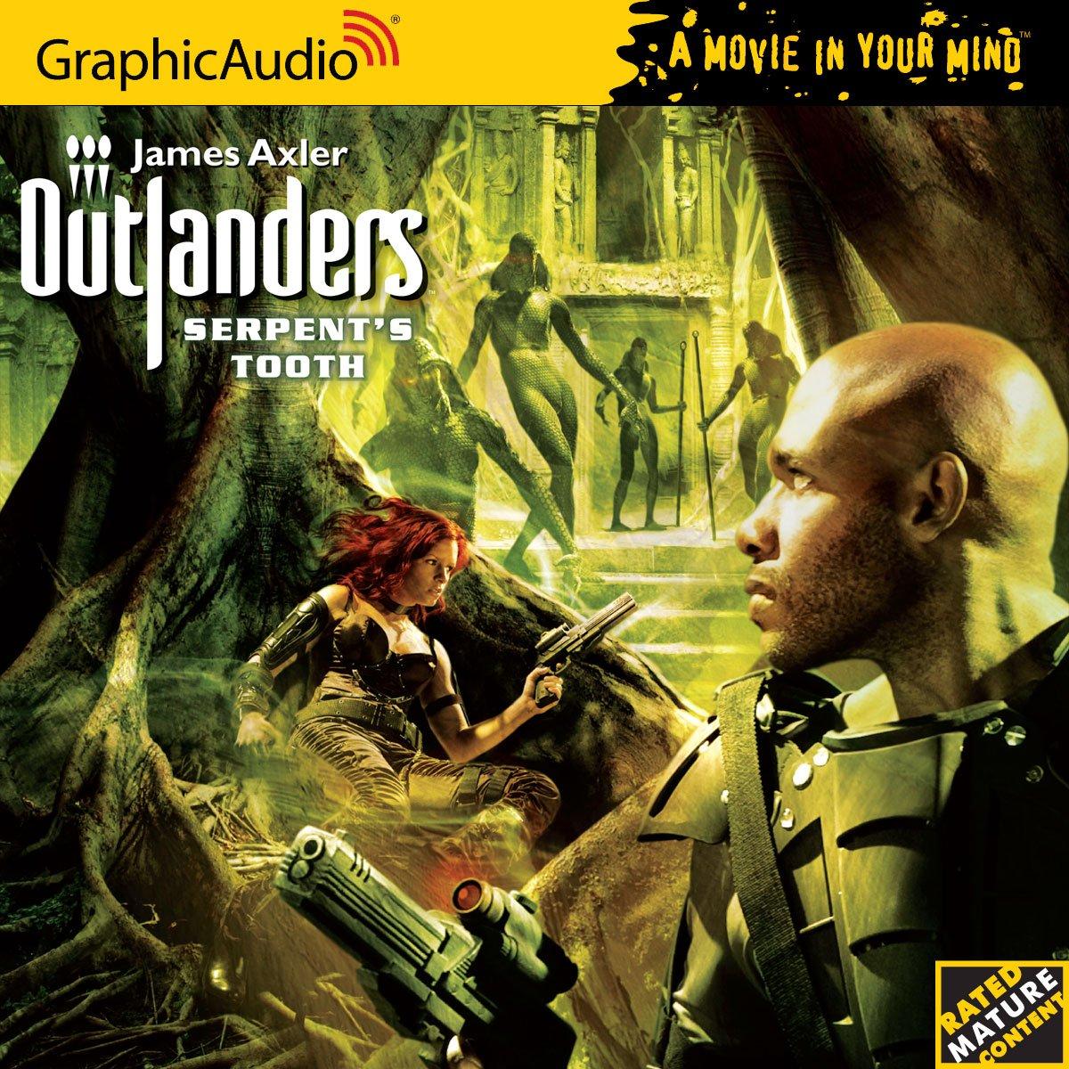 Outlanders 48 - Serpent's Tooth: James Axler: 9781599506197: Amazon.com:  Books