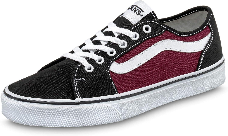 Vans Topics on TV Men's Free Shipping Cheap Bargain Gift Filmore Decon Womens Shoes 10 Platform