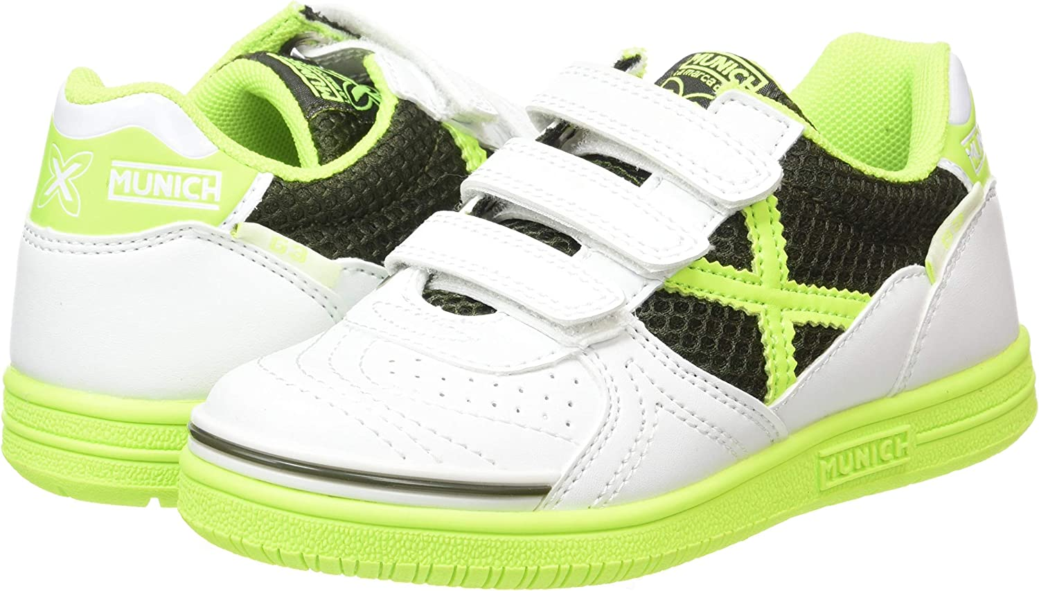 Munich G-3 Kid VCO Breath, Zapatillas de Deporte Unisex Niños, Multicolor (Multicolor 827): Amazon.es: Deportes y aire libre