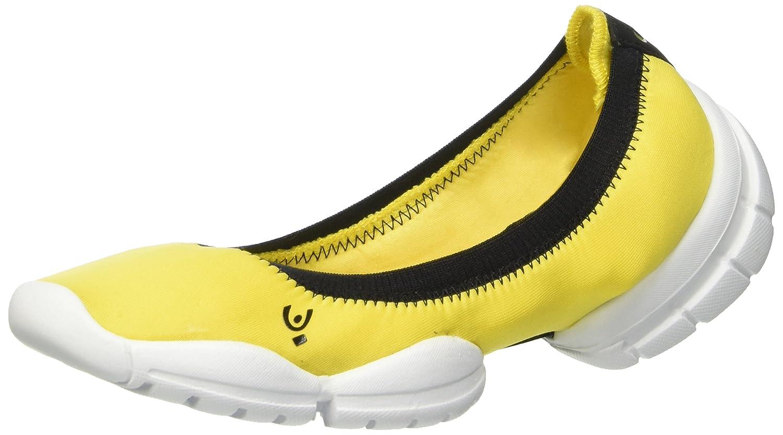 FREDDY 3proballerina, Chaussures de 35 Fitness Femme, Bleu 35 de EU|Jaune (Senape) 34b56f