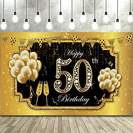 Happy 50th Birthday Cake Gif And Video With Sound Free Download Download On Funimada Com