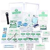 HealthLife First Aid Kit, Multi-Purpose Emergency