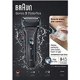Braun 5 Serisi WaterFlex WF2s Elektrikli Folyo Erkek Tıraş Makinesi, Islak ve Kuru, Kablosuz