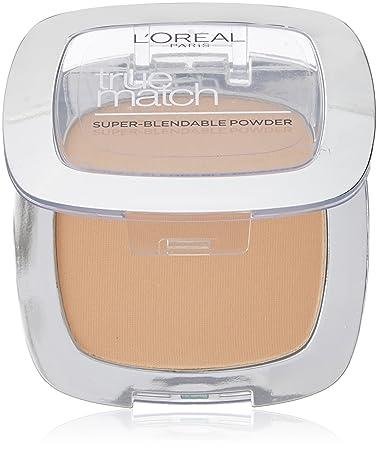 c2cba8b57 L'Oréal True Match Powder, Golden Sand 9 g Number W5: Amazon.ae