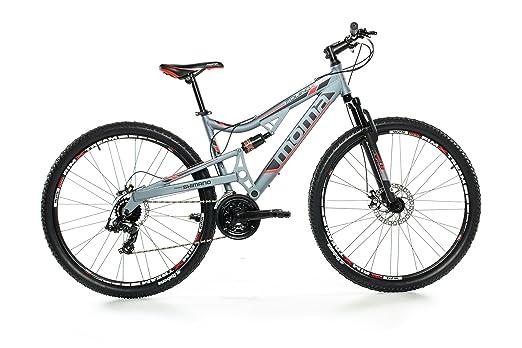 """28 opinioni per Bicicletta Montagna Mountainbike 29"""" MTB SHIMANO, alluminio, doppio disco e"""