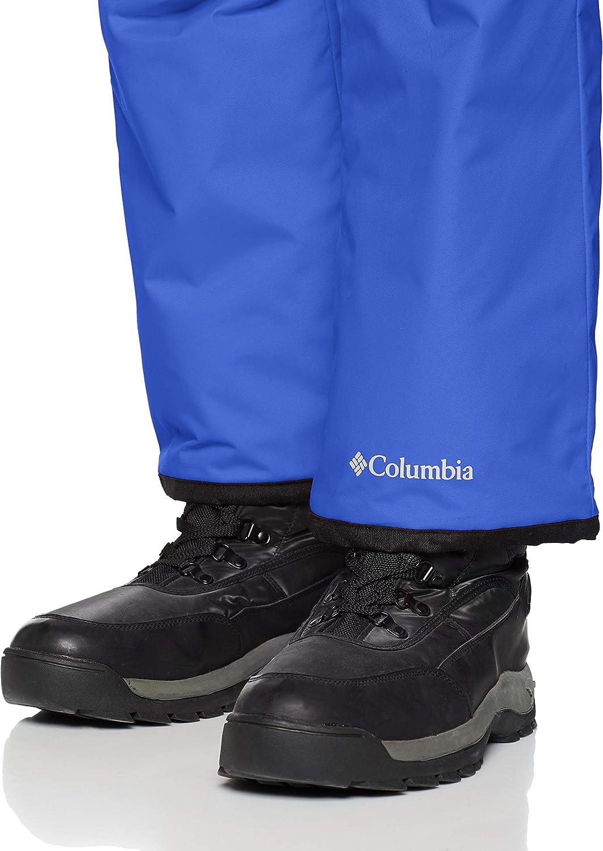 Columbia Mens Ride Ski Pants Water Resistant