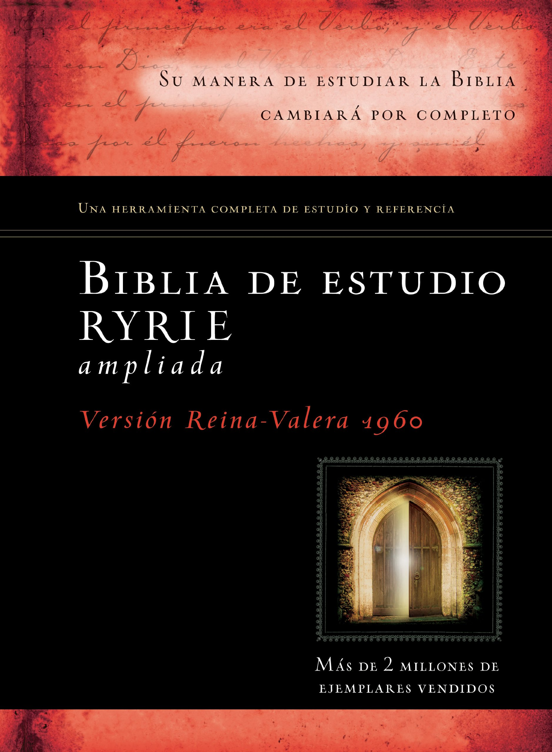 New ryrie study bible rvr 1960 amazon co uk charles c ryrie 9780825418198 books