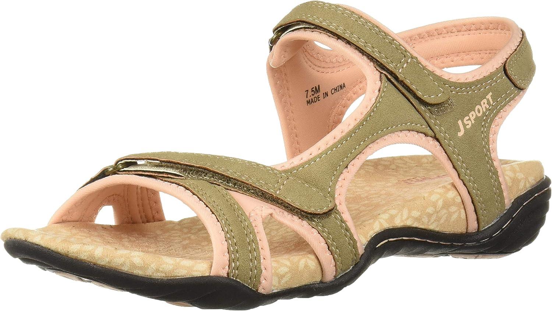 JBU Cheap Women's Pluto Max 75% OFF Encore Sandal Flat