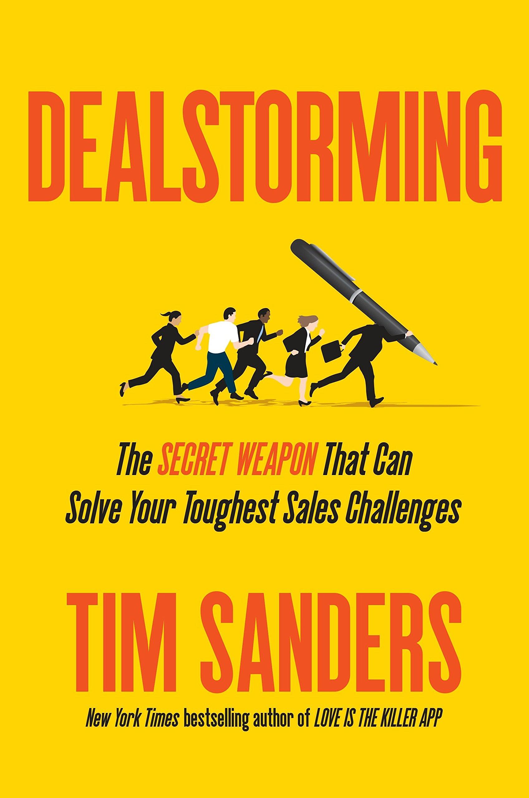 81xBRxfaTiL - Dealstorming: The Secret Weapon That Can Solve Your Toughest Sales Challenges