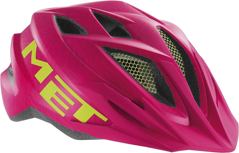 MET Crackerjack Kids Helmet BlackGreen