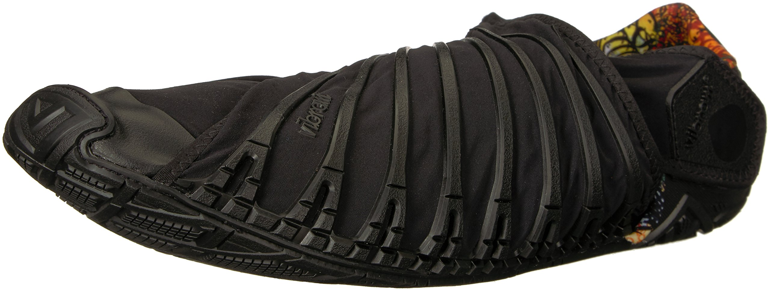 Vibram Men's Furoshiki Sneaker, Black, 44 EU/10.5-11 M US D EU (44 EU/10.5-11 US US)