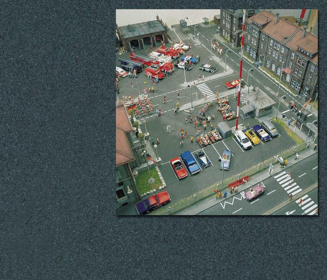 Busch 7085 Flex Rdwy Asphalt 56x33cm A Scale Scenery Kit MODELS11 INC