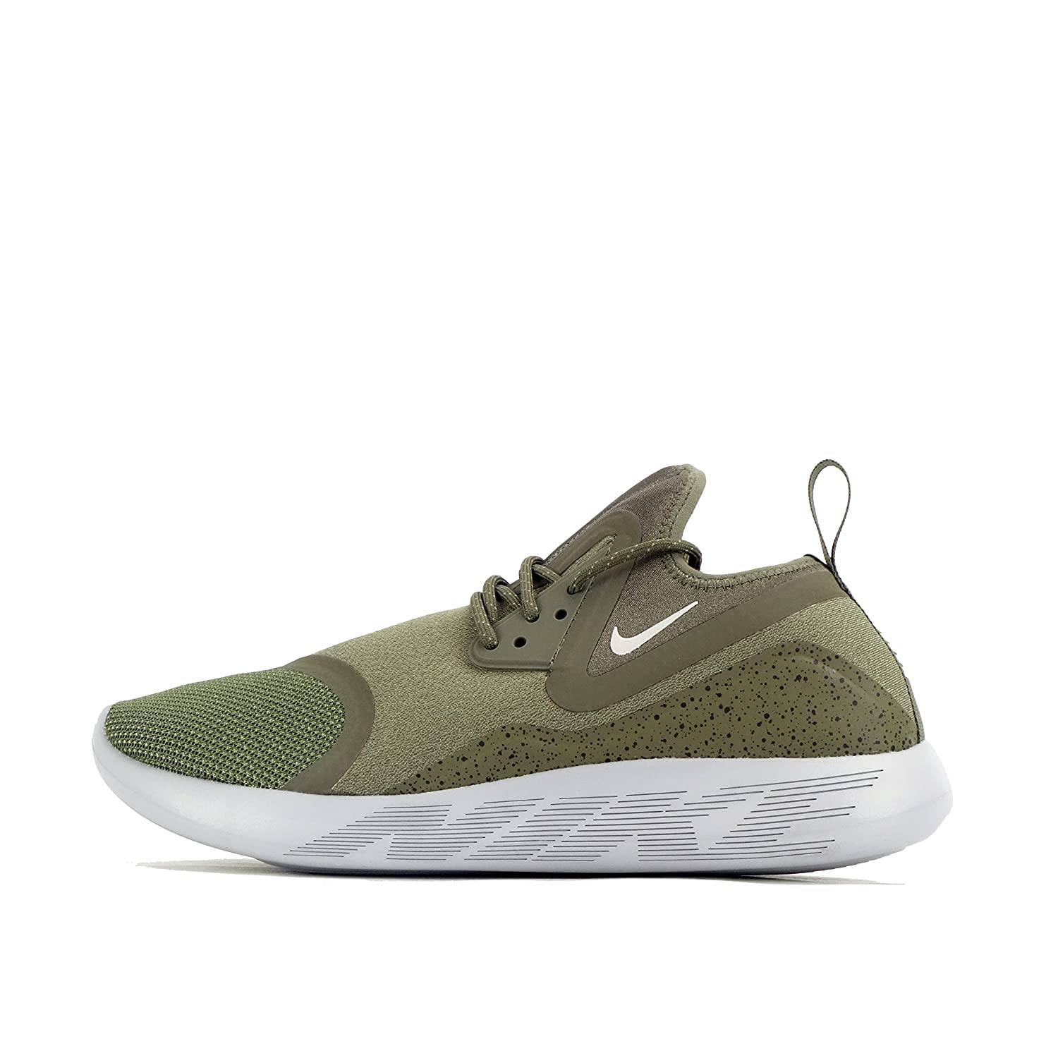 Nike , Herren Sneaker  40 EU|MEDIUM OLIVE/LIGHT BONE-BLACK