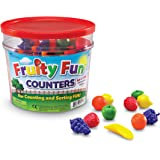 Learning Resources Fruits à Compter Fruity Fun