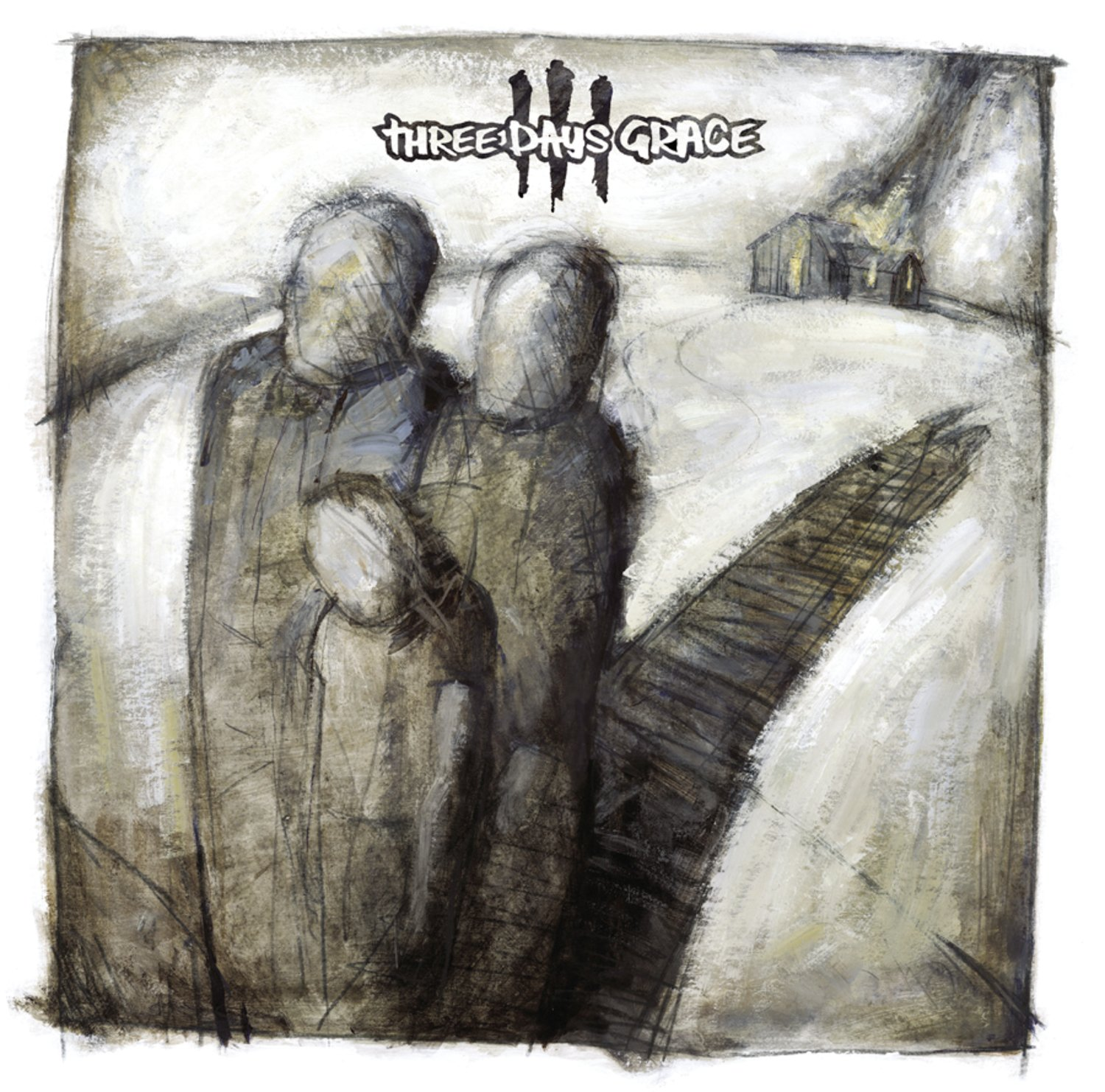 CD : Three Days Grace - Three Days Grace (CD)
