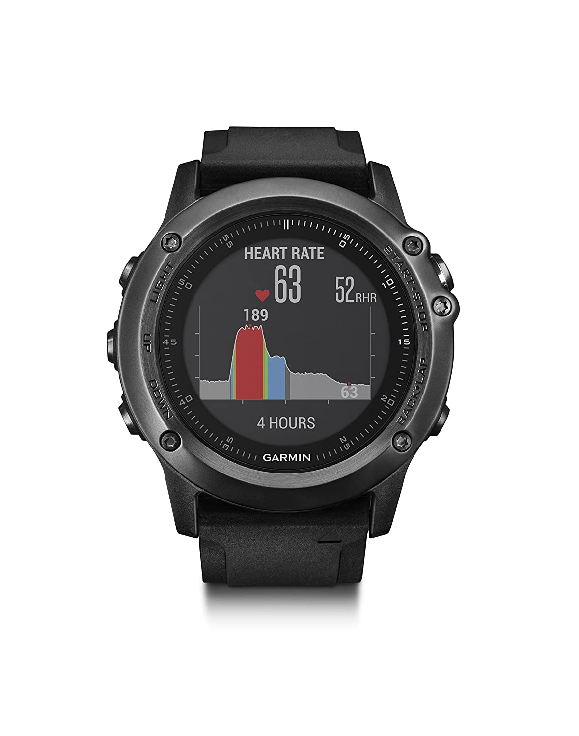 Garmin Fenix Gray Performer Bundle Image 2