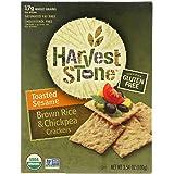 Amazon.com: Harvest Organic Gluten Free Stone Crackers 20