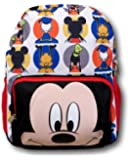 "Mickey Mouse - Kids Large 16"" All Over Print Backpack - 12463"