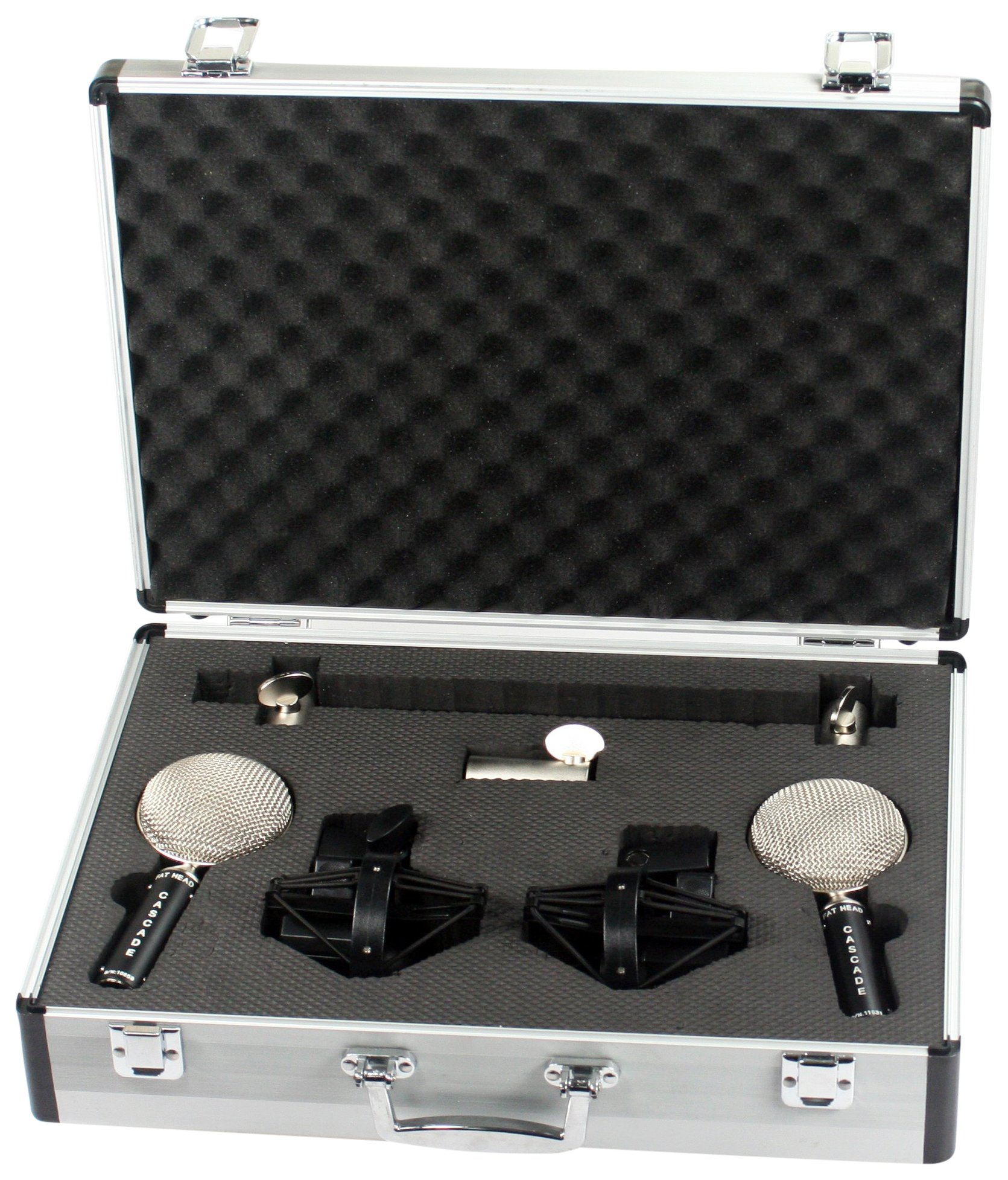 Cascade Microphones 980-B-A Ribbon Microphone by Cascade Microphones