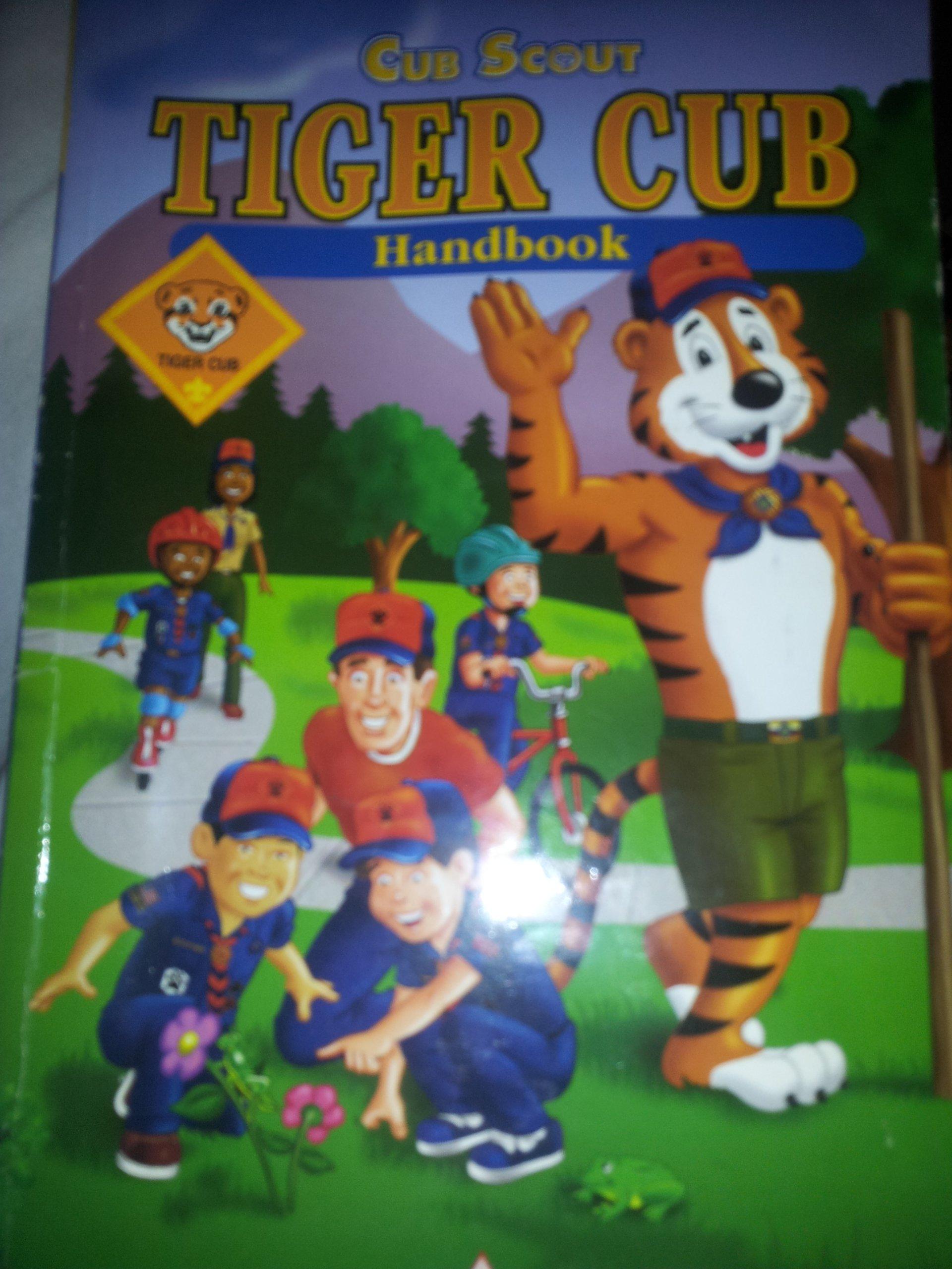 Download Cub Scout Tiger Cub Handbook PDF