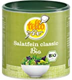 tellofix Salatfein Bio, 1er Pack (1 x 320 g)