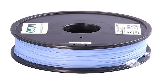 Esun CCT 3d impresora filamento, color change by Temperature, 0.5 ...