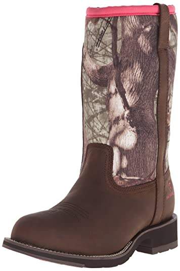 7661bd4dd80 Ariat Women's Fatbaby All Weather Western Cowboy Boot