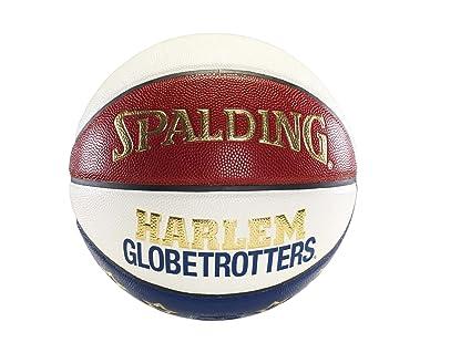 Amazon.com: Spalding Harlem rascar Official Game Balón de ...