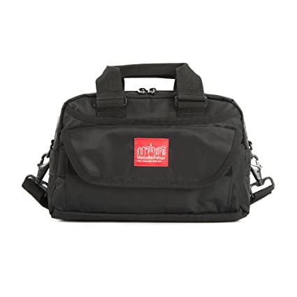 a3287aca089 Amazon.com: FLIGHT NYLON LENOX SHOULDER BAG, black: Manhattan Portage/Token  Bags