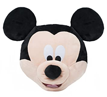 Disney - Cojín de Peluche Mickey Mouse (IL040): Amazon.es ...
