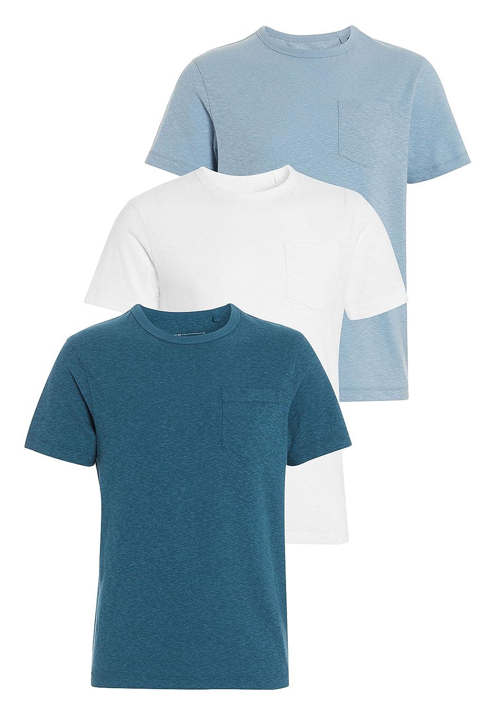 Caliente de la venta next Niños Pack De Tres Camisetas (3-16 Años ... 2154464383eee