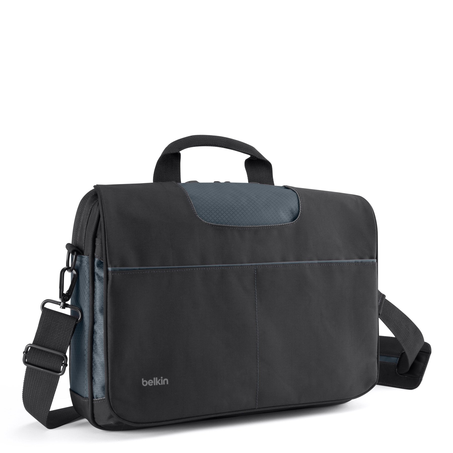 Belkin Messenger Bag for Laptops, Chromebooks, Notebooks, Ultrabooks and Tablets Between 11''-13'', Designed for School and Classroom