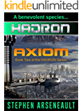 HADRON Axiom (English Edition)